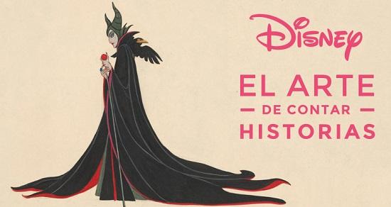 """Llega en Madrid la exposición """"Disney. El arte de contar historias"""""""