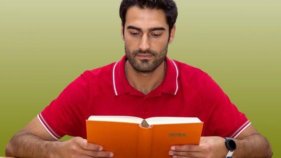 Etudiant progresser langue étrangère