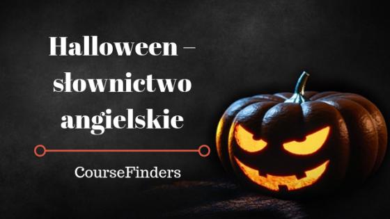 Halloween – słownictwo angielskie