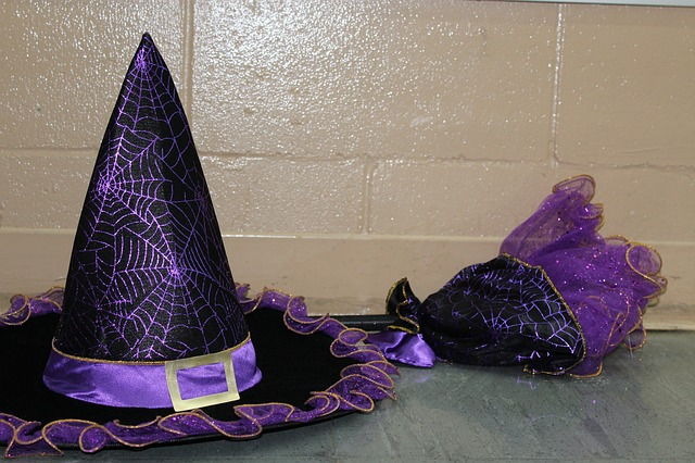 a witch's hat