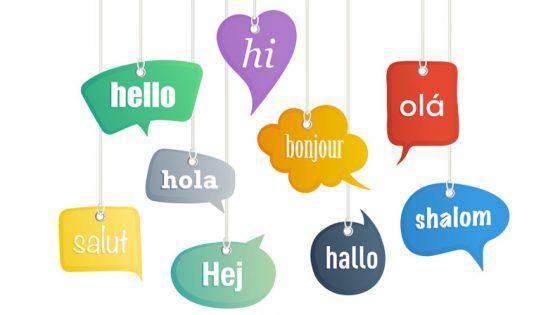 polyglotte parler plusieurs langues