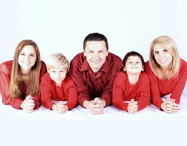 Vivir con una familia estadounidense