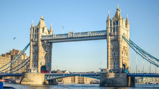 Lerne Englisch in Grossbritannien