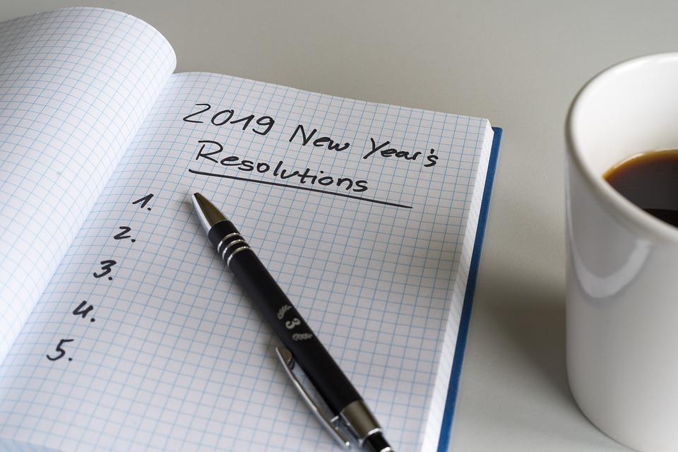 bonne résolution 2019
