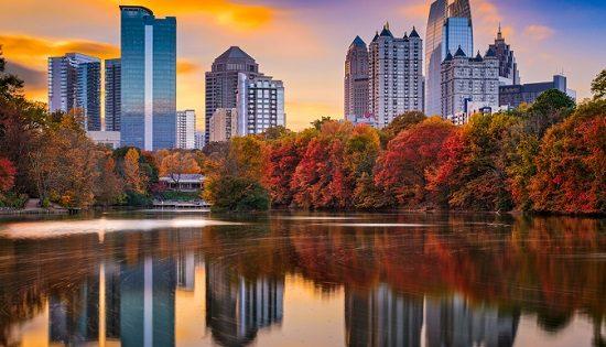 Studiando inglese ad Atlanta potrai visitare la città