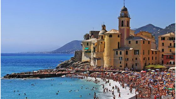 Apprendre l'italien à Gênes en Italie