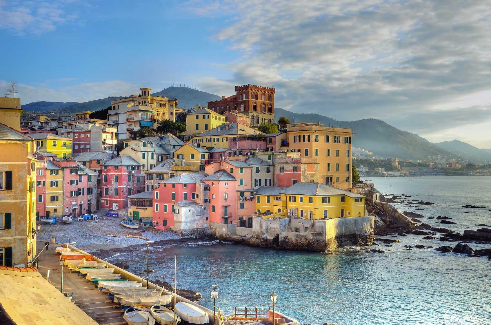 bocadasse en Italie