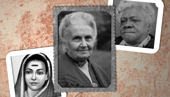 3 donne che hanno rivoluzionato il mondo