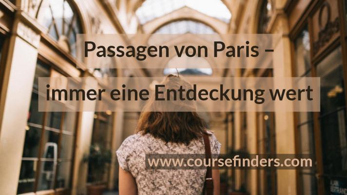 Passagen von Paris