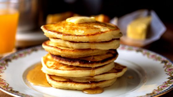 Tradition: Pancakes Day en Angleterre