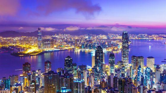 Un séjour à Hong Kong