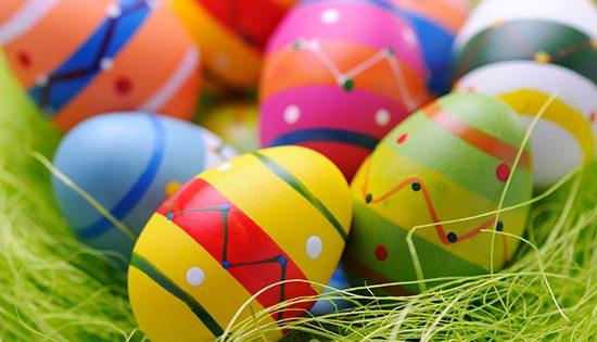 Pâques dans le monde