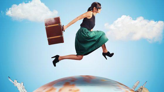 Article sur 5 bonnes raisons de s'expatrier