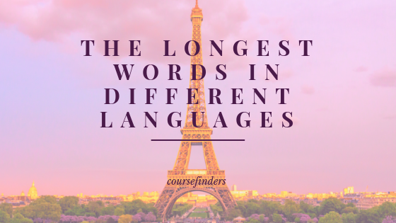 learning the longest words in Paris