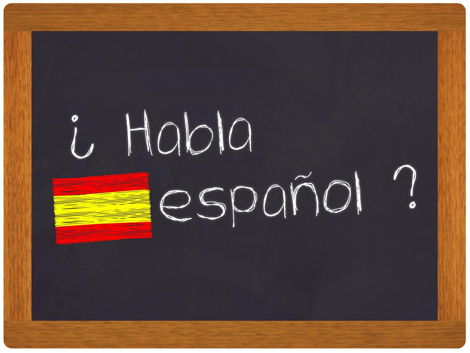 vocabulaire du corps humain en espagnol