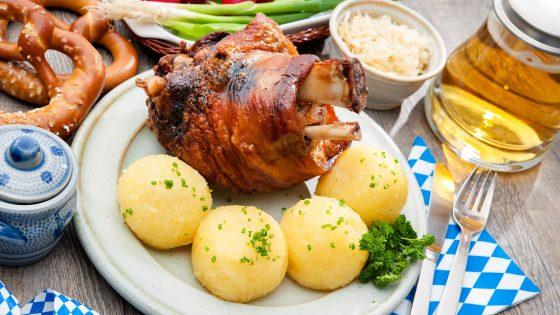 Vocabulaire de la nourriture en allemand
