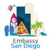 Embassy San Diego