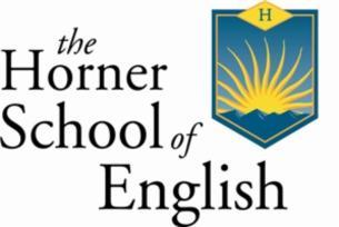 Horner School of English Ltd.