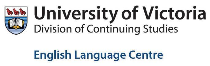 English Language Centre, University of Victoria