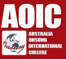 Australia Onsung International College (AOIC)