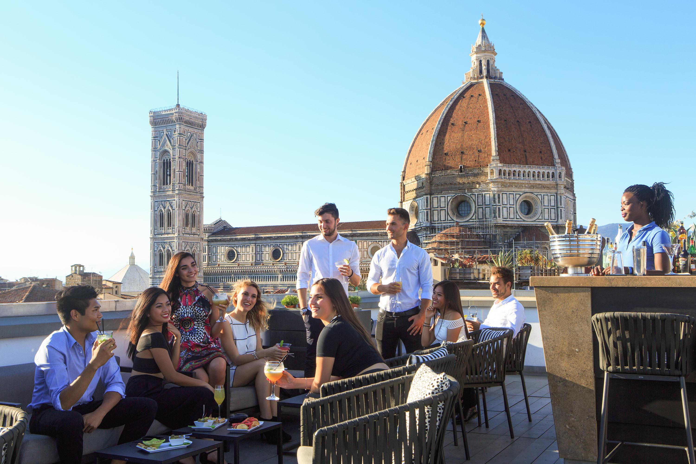 Las Mejores Terrazas Para Tomar Un Aperitivo En Italia