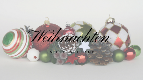 weihnachten in deutschland coursefinders. Black Bedroom Furniture Sets. Home Design Ideas