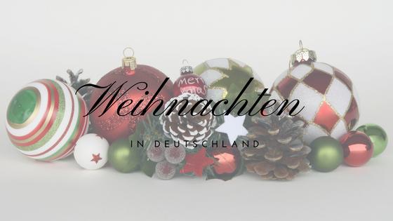 weihnachten in deutschland coursefinders. Black Bedroom Furniture Sets. Home Design Ideas